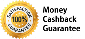 Money Cashback Guarantee