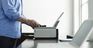 printer repair procedure