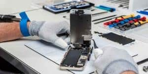 phone part replacement
