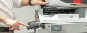 multi-function printer repair